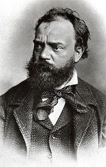 Antonín Dvořák, zdroj Wikipedie