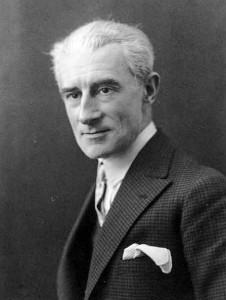 Maurice Ravel v roce 1925, zdroj Wikipedie