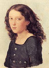 Malý F. Mendelssohn, Carl Joseph Begas. Zdroj Wikipedie
