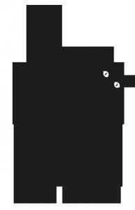 Srnčí Kočičí logo platné od 2020